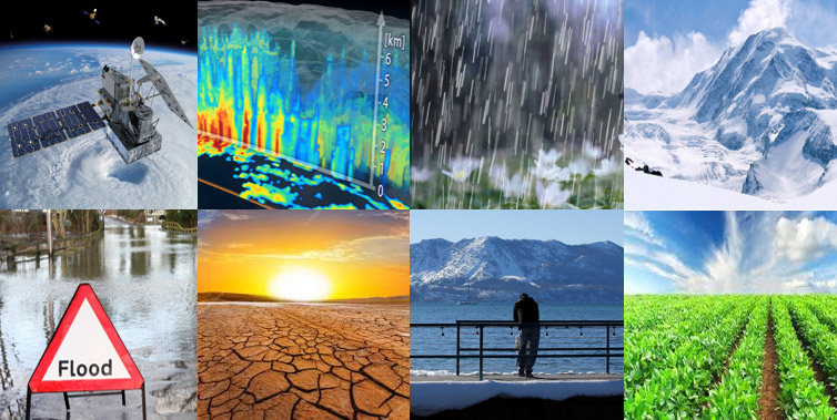 Remote Sensing of Hydrology and Atmosphere